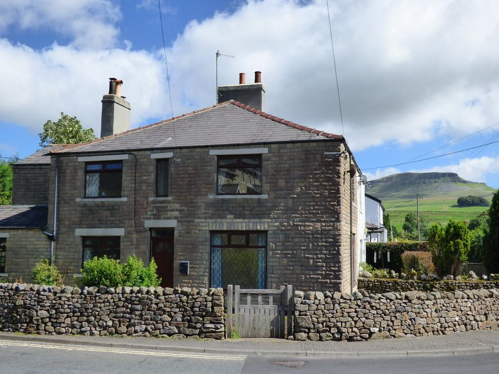 3 Bedrooms Semi Detached House for sale in Fourways, Horton-In-Ribblesdale