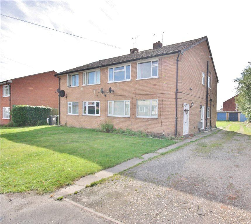 2 Bedrooms Apartment Flat for sale in Foregate Street, Astwood Bank, Redditch, Worcestershire, B96