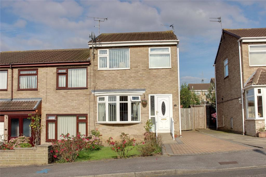 2 Bedrooms Semi Detached House for sale in Wychgate, Eston