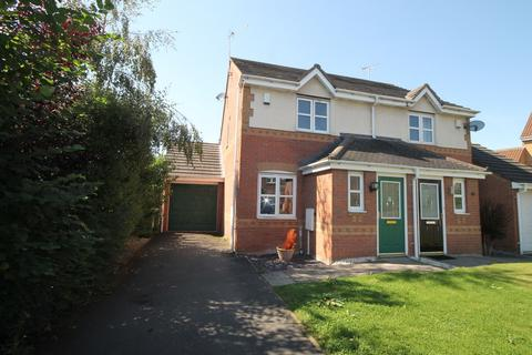 2 bedroom semi-detached house to rent - Thorpe Astley, Leicestershire