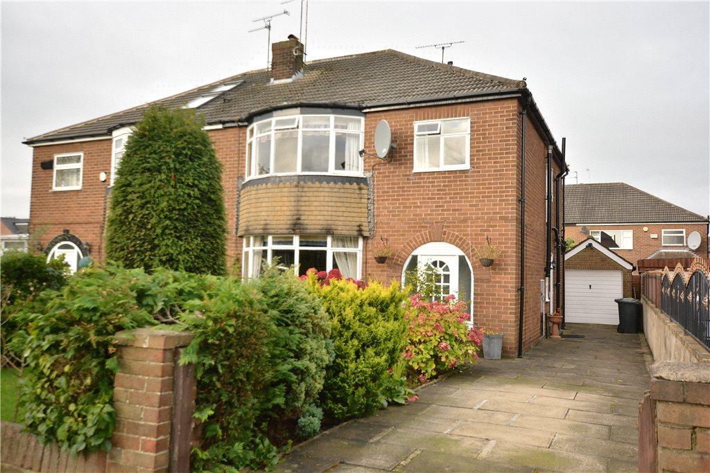 4 Bedrooms Semi Detached House for sale in Primley Park Way, Alwoodley, Leeds