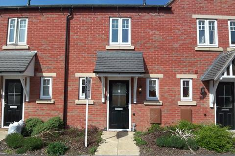 2 bedroom terraced house to rent - Fleming Drive, Melton Mowbray, Leicestershire