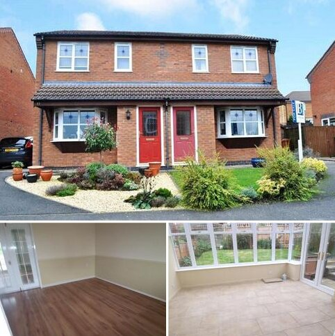 3 bedroom semi-detached house to rent - Meadowsweet Close, Melton Mowbray, Leicestershire