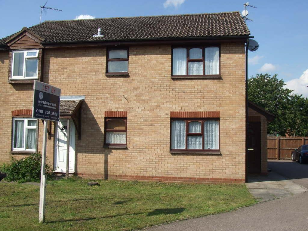 1 Bedroom Town House for sale in Manor Drive, Anstey Heights, Leicester, Leicestershire, LE4 1BL