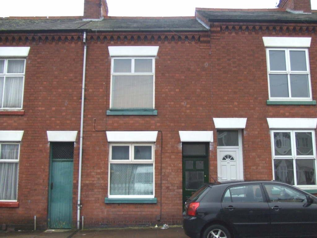 2 Bedrooms Terraced House for sale in Pool Road, Newfoundpool, Leicester, Leicestershire, LE3 9GE