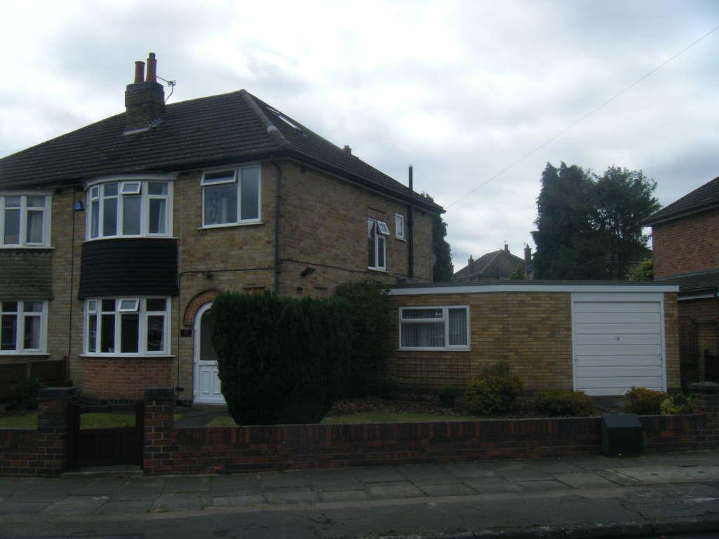 3 Bedrooms Semi Detached House for sale in Jean Drive, Off Anstey Lane, Leicester, Leicesteshire, LE4 0GD