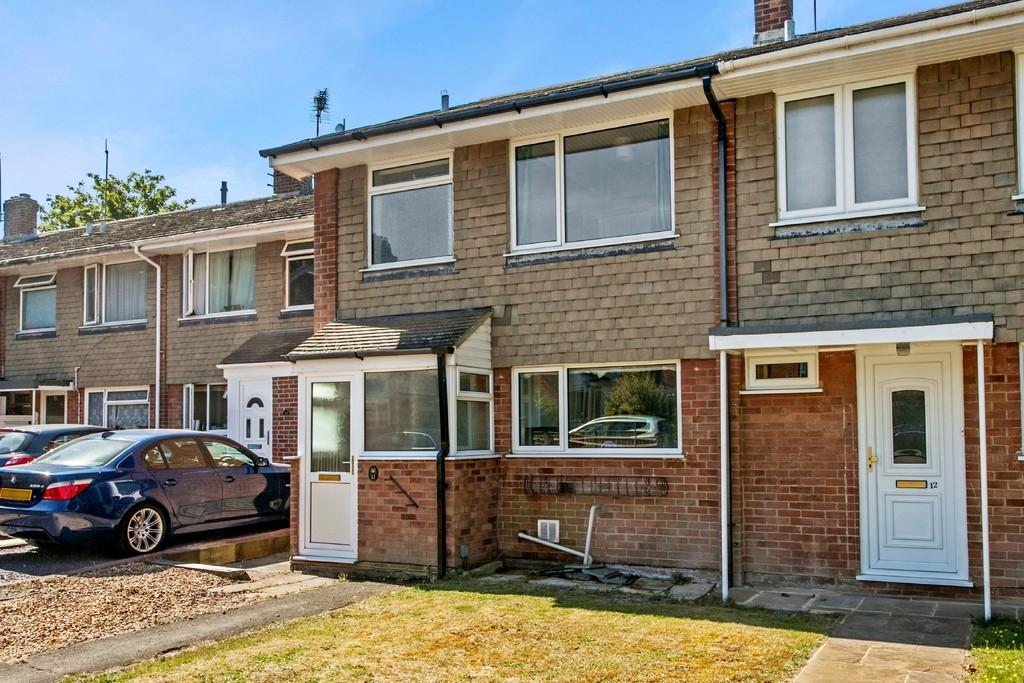 3 Bedrooms End Of Terrace House for sale in Eling Close, Winchester, SO22