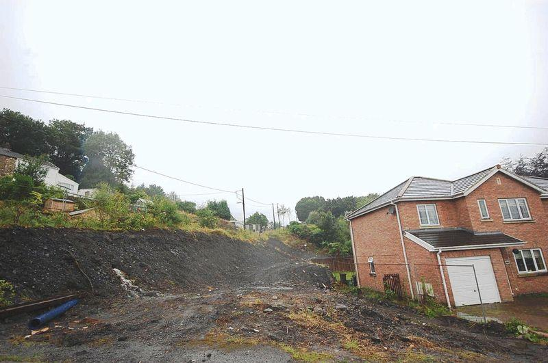 Land Commercial for sale in 2 Building Plots at Glannant Place, Cwmgwarch, Neath, SA11 5TE