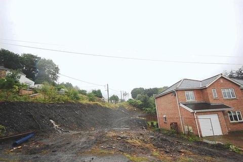 Land for sale - 2 Building Plots at Glannant Place, Cwmgwarch, Neath, SA11 5TE