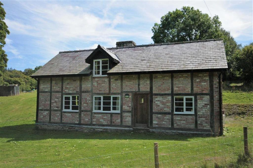 3 Bedrooms Detached House for sale in Weythel, Old Radnor, Old Radnor, Powys