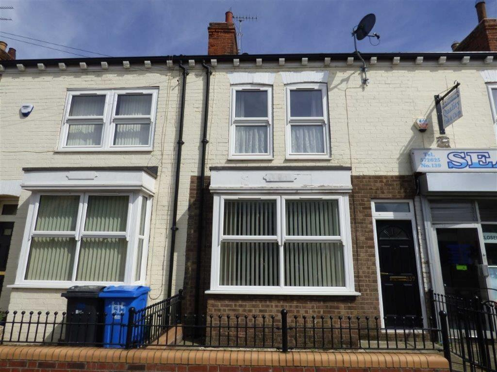 2 Bedrooms Terraced House for sale in Hawthorn Avenue, Hull, East Yorkshire, HU3
