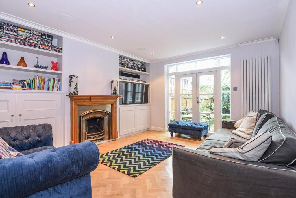 5 Bedrooms Terraced House for sale in North Hill, Highgate, N6