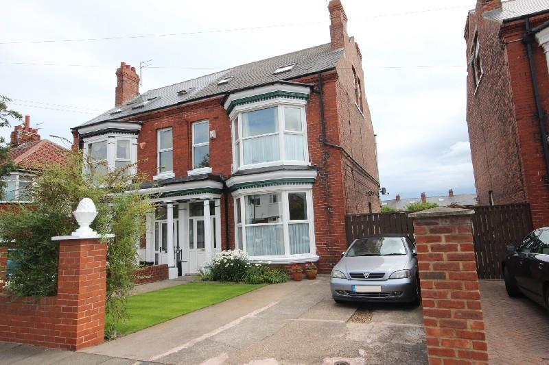 7 Bedrooms Semi Detached House for sale in Eldon Grove, Hartlepool