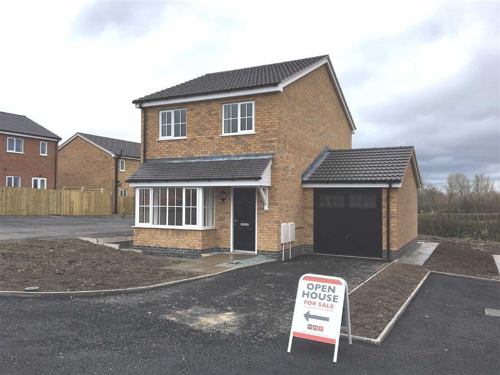 3 Bedrooms Detached House for sale in Plot 15, Oakwood Grange, Weston Road, Oswestry, SY10