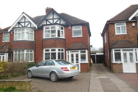 3 bedroom semi-detached house to rent - Wake Green Road, Moseley, Birmingham B13