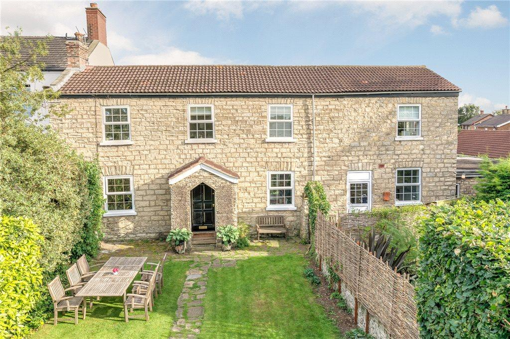 4 Bedrooms Unique Property for sale in The Square, Hillam, Leeds
