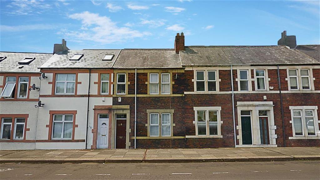 3 Bedrooms Terraced House for sale in Warkworth Crescent, Newcastle Upon Tyne