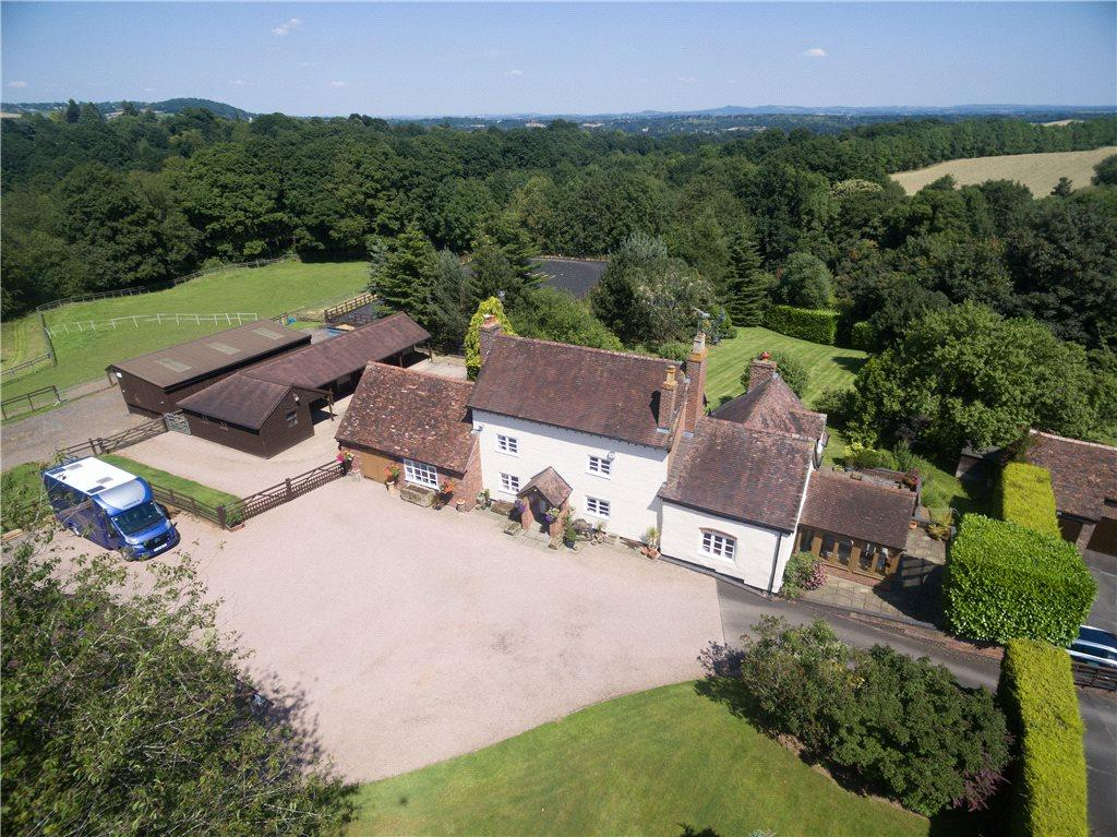 5 Bedrooms Equestrian Facility Character Property for sale in Ribbesford, Bewdley, Worcestershire, DY12