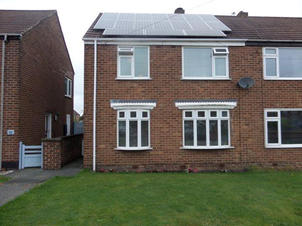 2 Bedrooms Semi Detached House for sale in CORONATION AVENUE, CARRVILLE, DURHAM CITY