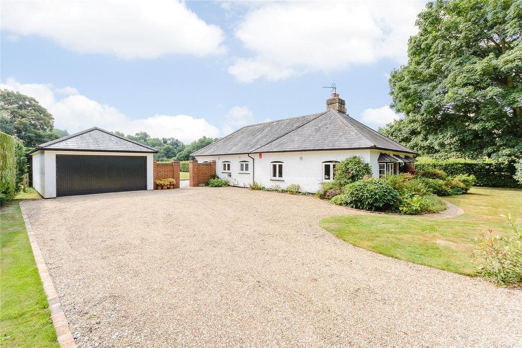5 Bedrooms Detached Bungalow for sale in Savay Farm, Savay Lane, Denham, Buckinghamshire