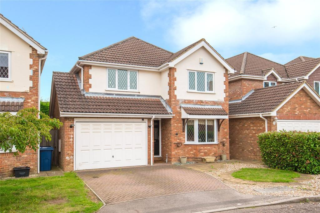 4 Bedrooms Detached House for sale in Scholars Walk, Chalfont St Peter, Buckinghamshire