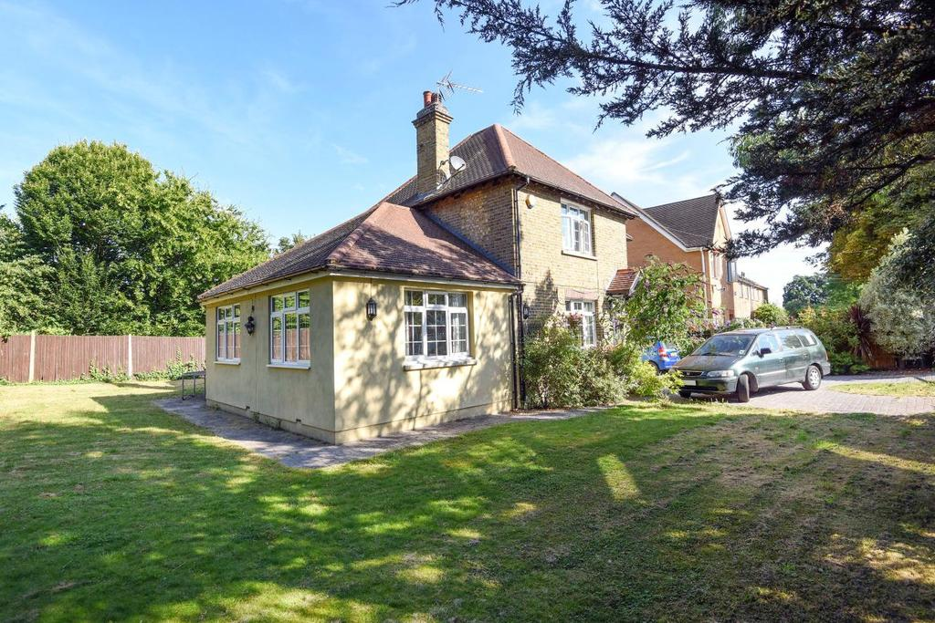 3 Bedrooms Detached House for sale in Lower Morden Lane, Morden, SM4