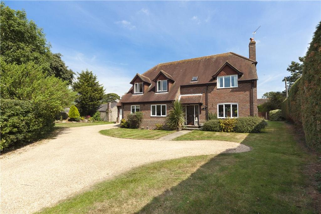 5 Bedrooms Detached House for sale in Honey Lane, Angmering, Littlehampton, BN16