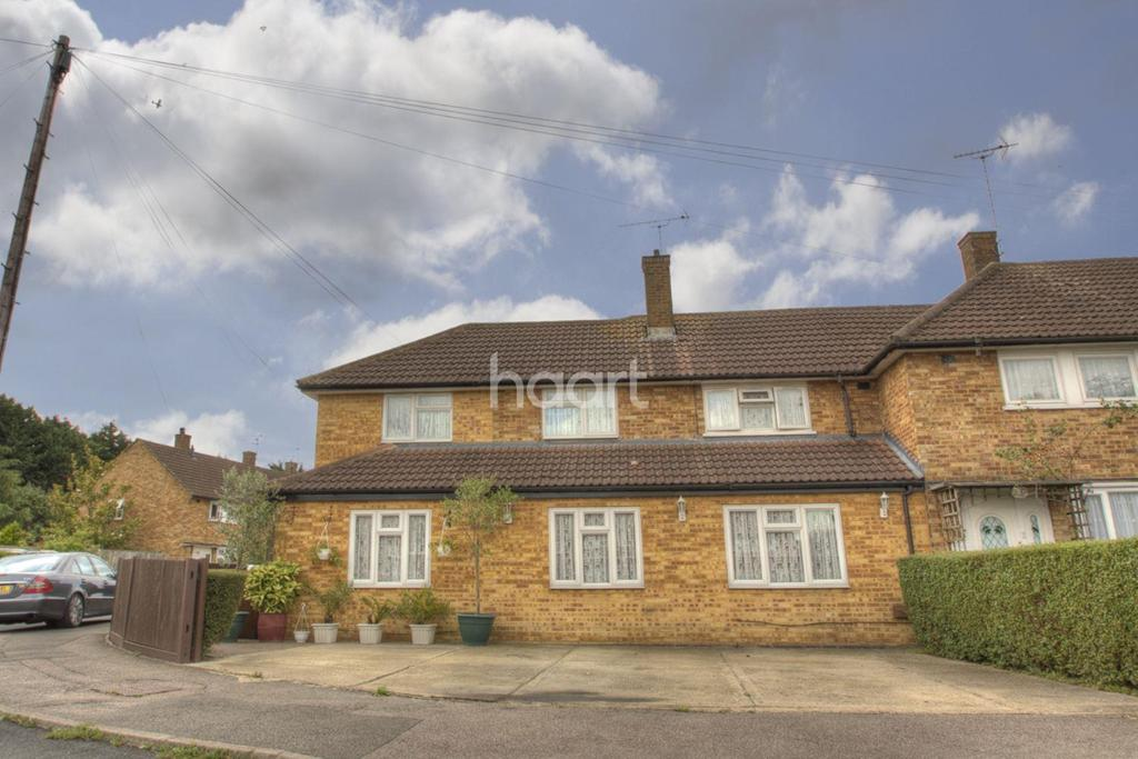 6 Bedrooms End Of Terrace House for sale in Stevenage Crescent, Theobald Street