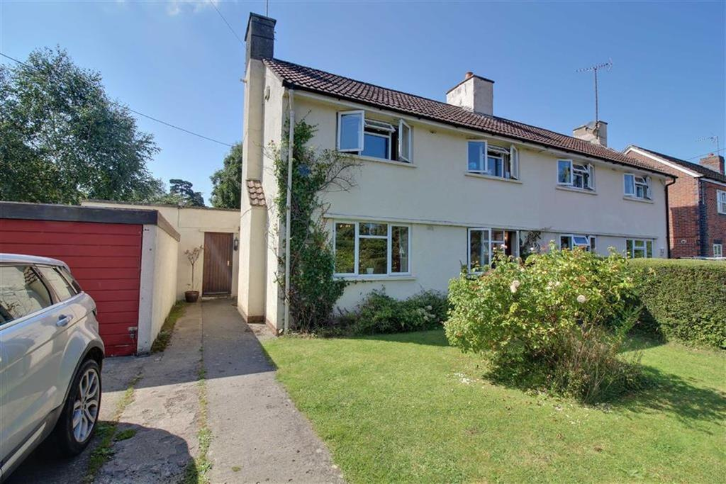 3 Bedrooms Semi Detached House for sale in School Lane, Whitminster, Gloucestershire