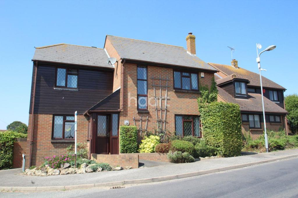 5 Bedrooms Detached House for sale in Rural Monkton, Ramsgate , CT12