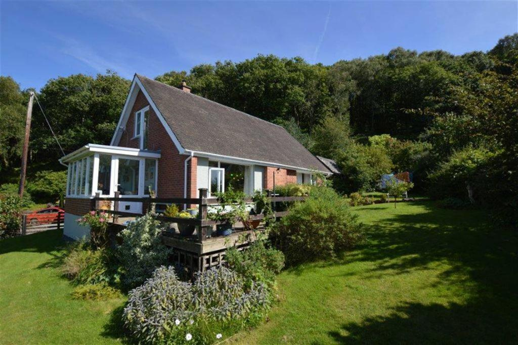 3 Bedrooms Detached House for sale in Hafod Bach, Coed Y Garth, Furnace, Machynlleth, Powys, SY20