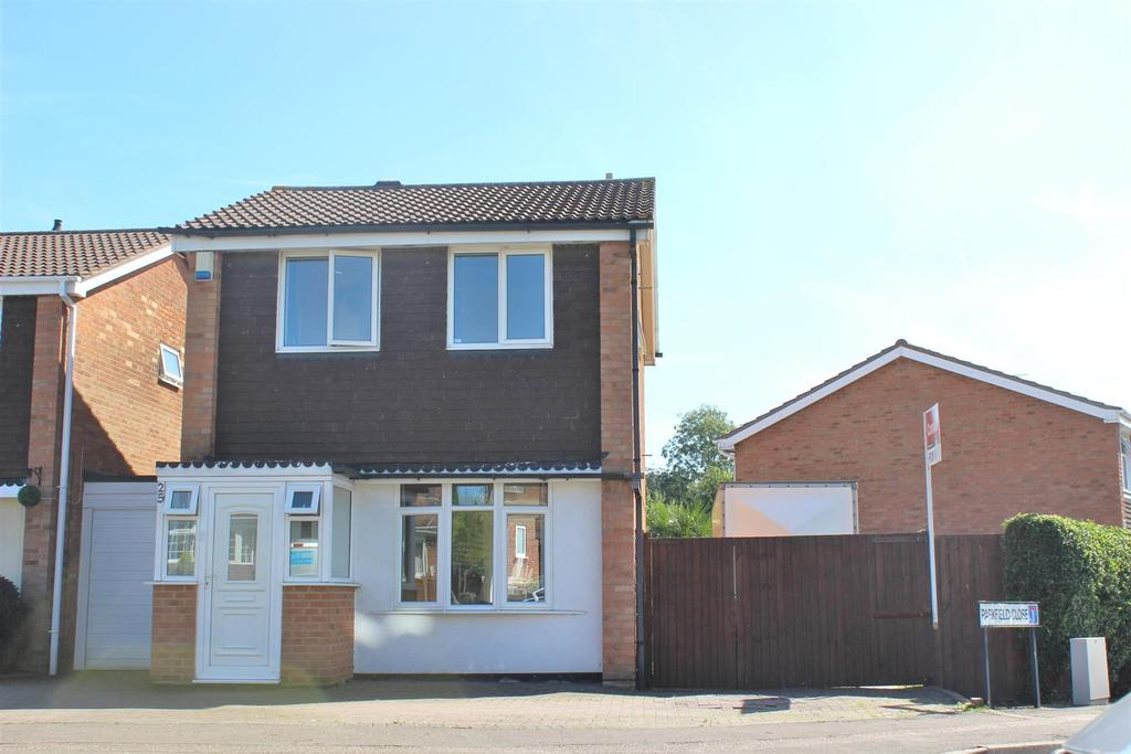 3 Bedrooms Detached House for sale in Parkfield Crescent, Two Gates, Tamworth