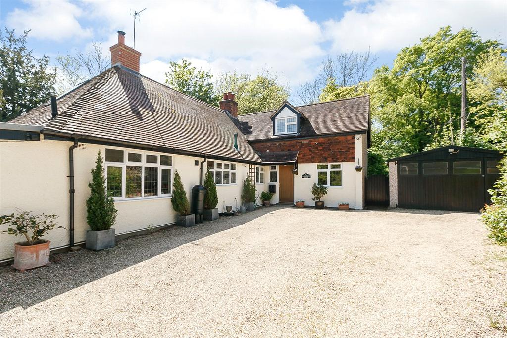 4 Bedrooms Detached House for sale in Moulsford, Wallingford, South Oxfordshire, OX10