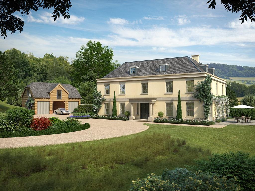 6 Bedrooms Detached House for sale in Linkenholt, Andover, Hampshire, SP11