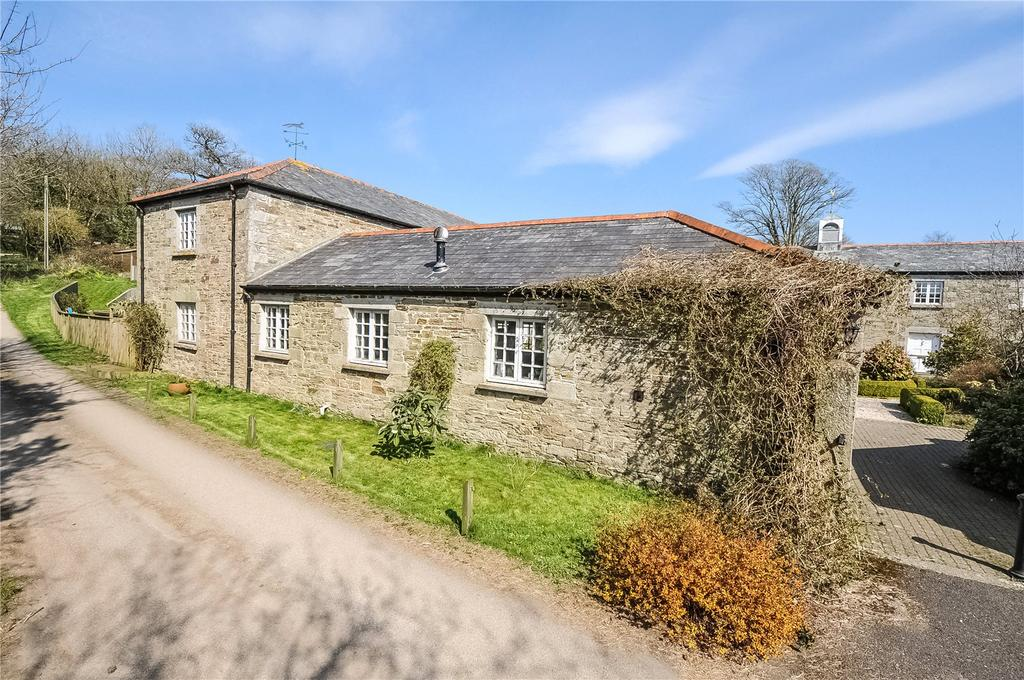 4 Bedrooms House for sale in Arrallas Barns, Ladock, Truro, Cornwall, TR2