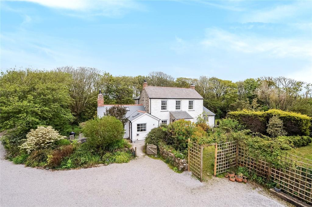 5 Bedrooms House for sale in Pednavounder, Coverack, Helston, Cornwall, TR12