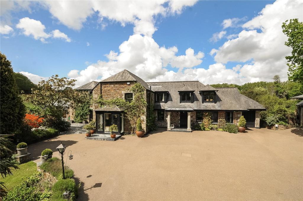 5 Bedrooms House for sale in Enys Hill, Penryn, Nr Mylor, Cornwall, TR10