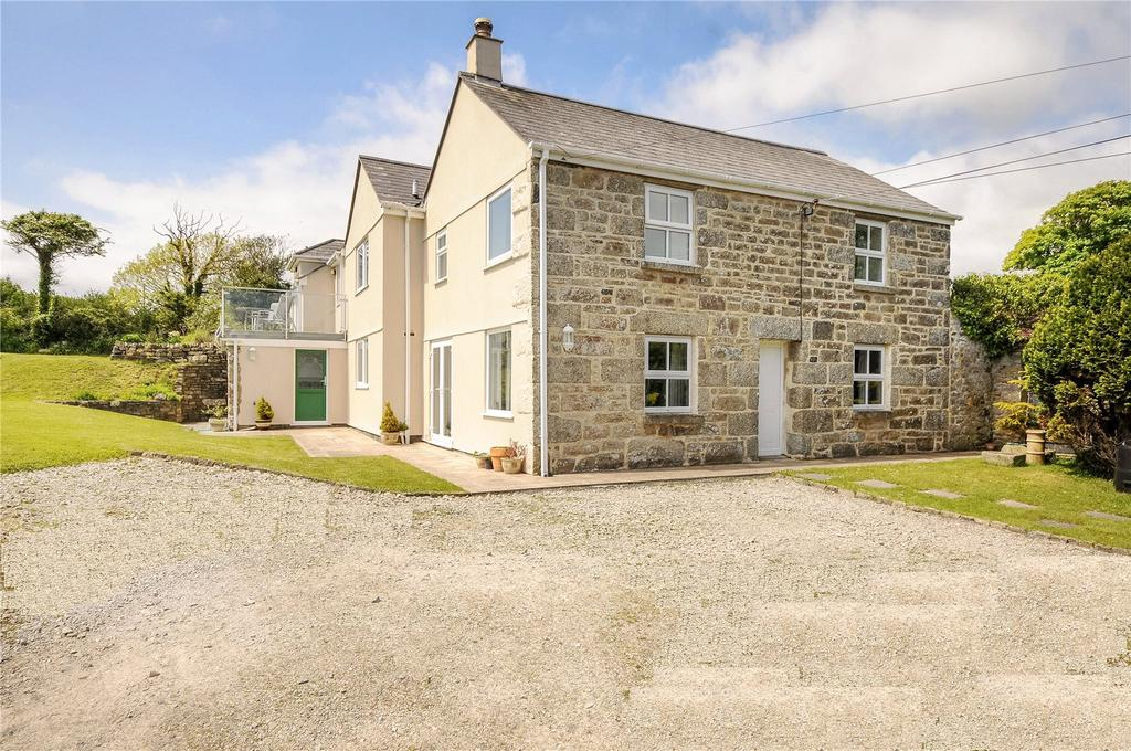 5 Bedrooms House for sale in Castle Road, Ludgvan, Penzance, Cornwall, TR20