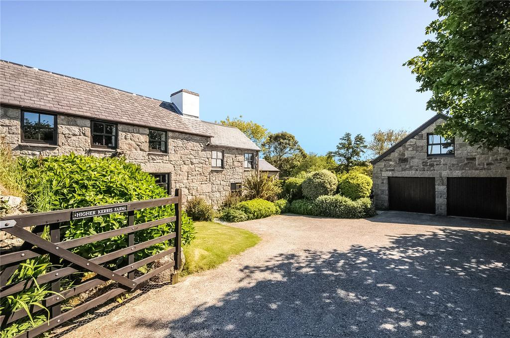 3 Bedrooms House for sale in Paul, Penzance, Cornwall, TR19