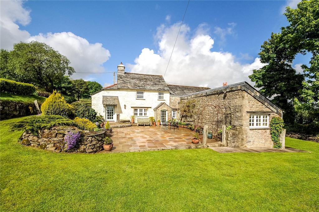 4 Bedrooms Detached House for sale in Henwood, Liskeard, Cornwall, PL14
