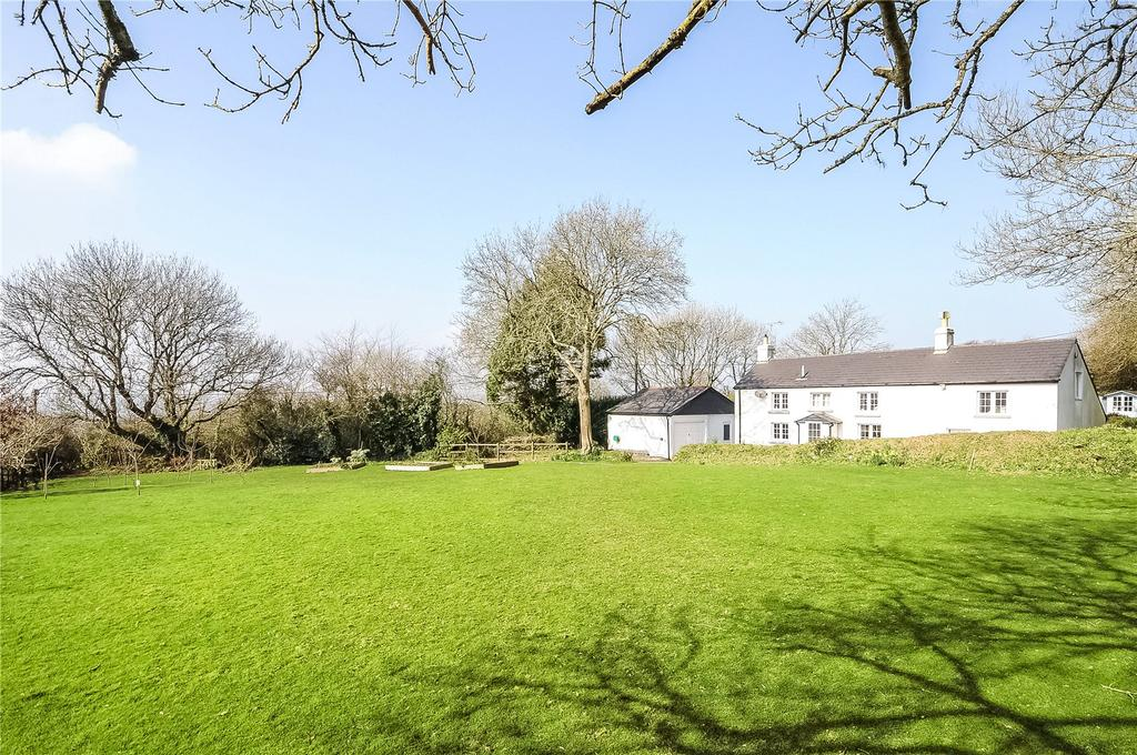 4 Bedrooms House for sale in Higher Tresithick, Carnon Downs, Truro, Cornwall, TR3