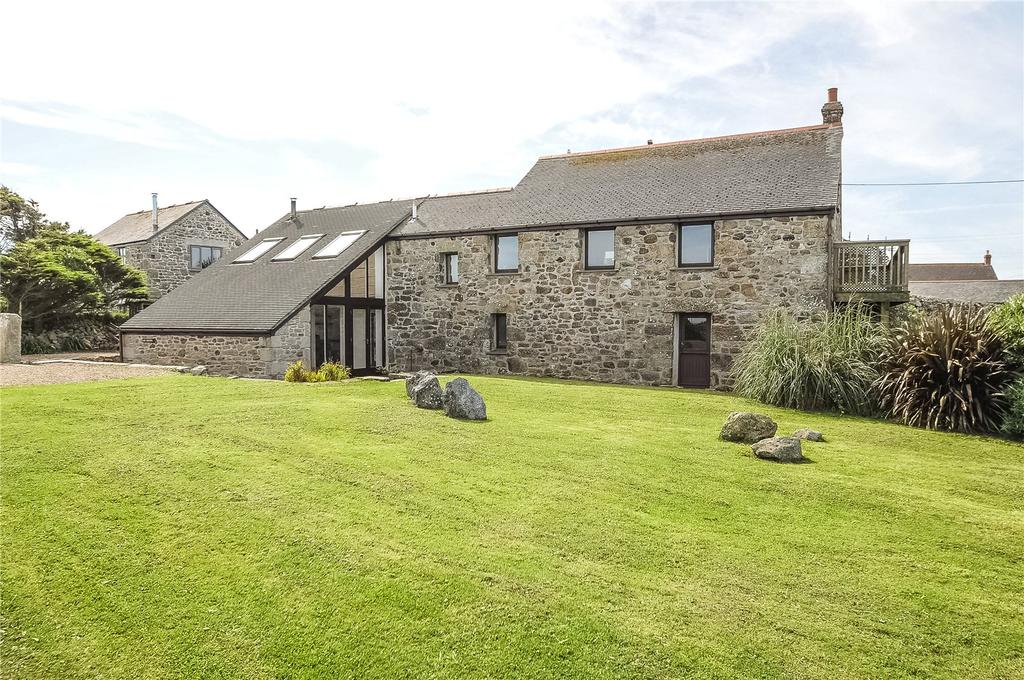 3 Bedrooms House for sale in Bollowal, St. Just, Penzance, Cornwall, TR19