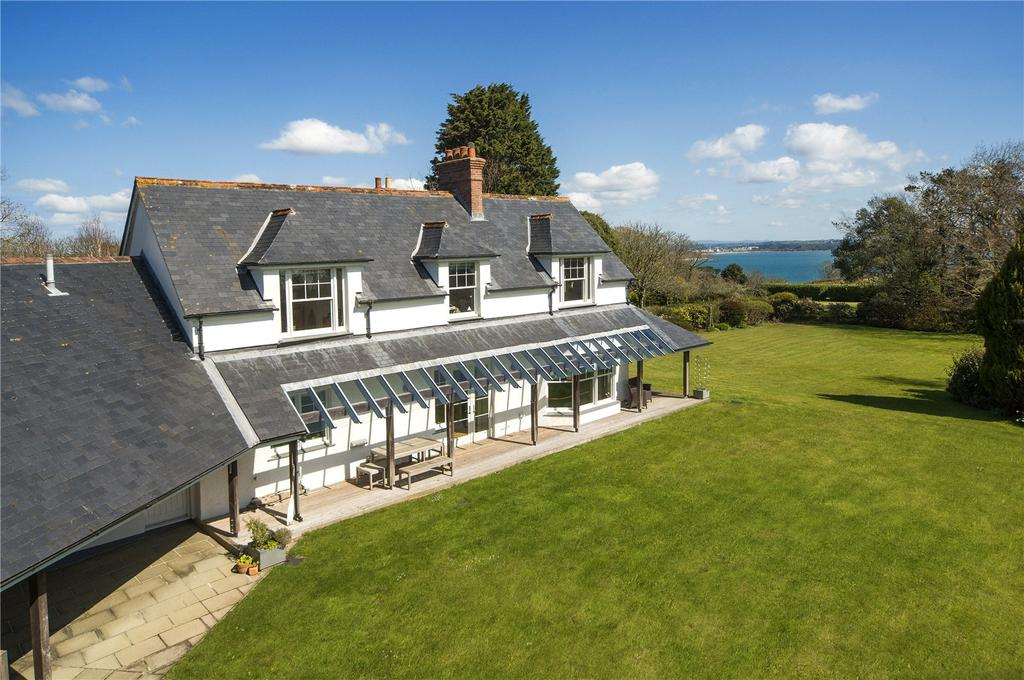 6 Bedrooms House for sale in Views over Falmouth Bay