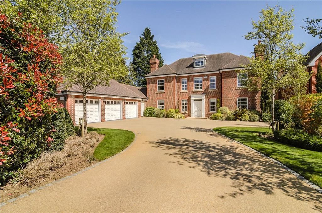 6 Bedrooms Detached House for sale in Hedgerley Lane, Gerrards Cross, Buckinghamshire, SL9