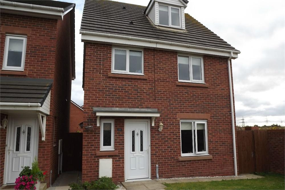 4 Bedrooms Detached House for sale in Covington Drive, St Helens, Merseyside
