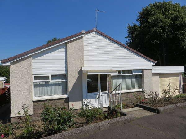 3 Bedrooms Detached Bungalow for sale in 6 Templand Crescent, Dalry, KA24 5EZ