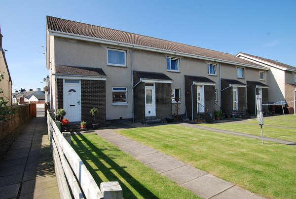 1 Bedroom Flat for sale in 30 Oswald Court, Ayr, KA8 8NL
