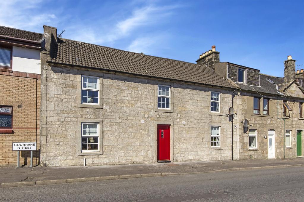 3 Bedrooms Terraced House for sale in 36 Cochrane Street, Kilbirnie, Ayrshire, KA25