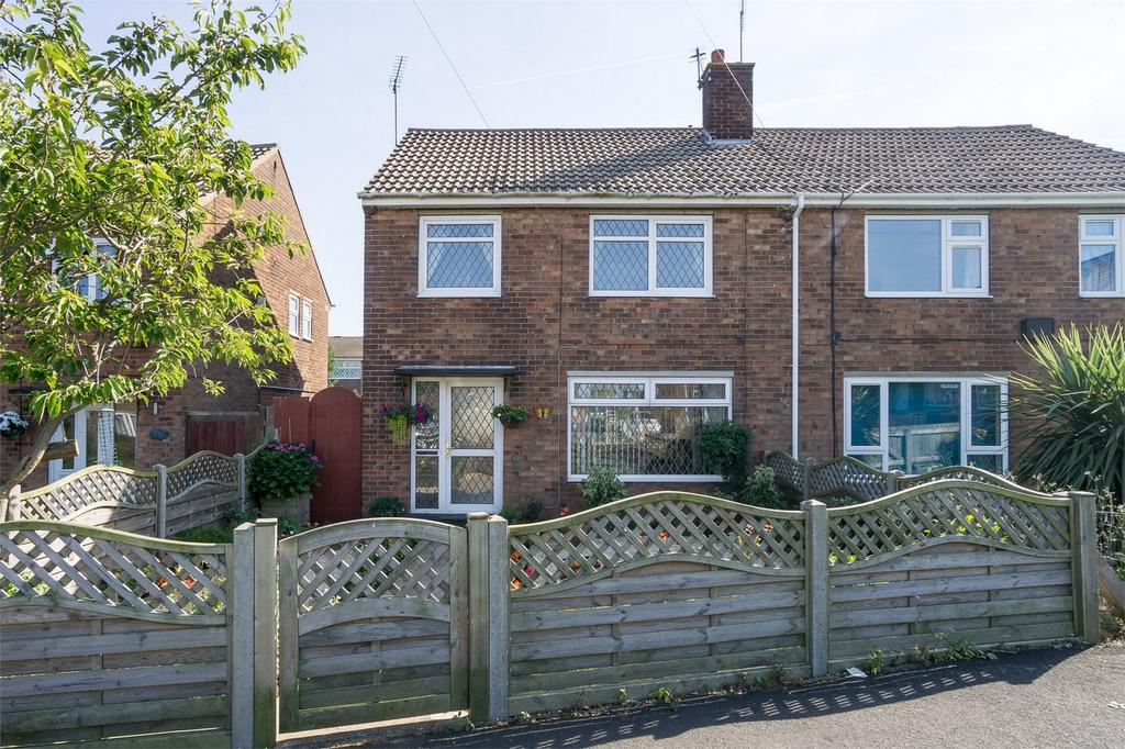3 Bedrooms Semi Detached House for sale in Kirkfield Road, WITHERNSEA, East Riding of Yorkshire