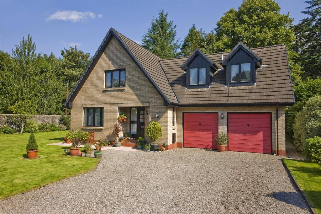 4 Bedrooms Detached House for sale in Holly Tree Cottage, Barcaldine, Oban, Argyll and Bute, PA37
